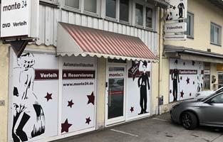 monte24 Rosenheim - Videothek